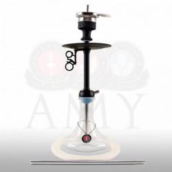 AMY Deluxe 121.02 Alu Sleek S - Clear