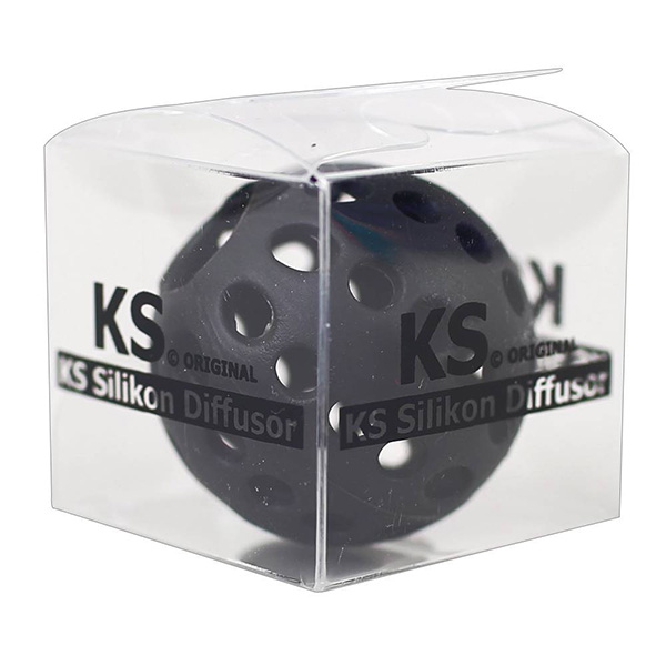 KS diffuser Ball - Zwart