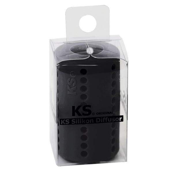 KS diffuser Tube - Zwart