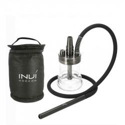 Invi Nano - Edelstaal Gun Metal Black