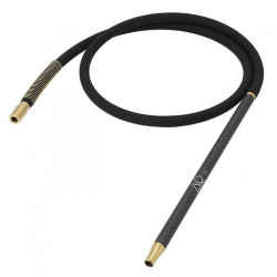 AO Carbon slang set - Gold Matt Black