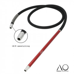 AO Carbon slang set - Red