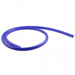 Siliconen slang - donker blauw