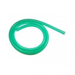 Siliconen slang - licht groen transparant