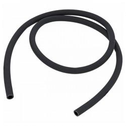 Soft-Touch Siliconen slang - zwart
