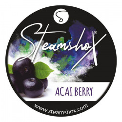 SteamshoX Acai Berry