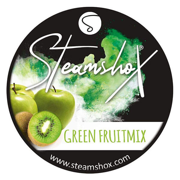 SteamshoX Green Fruitmix