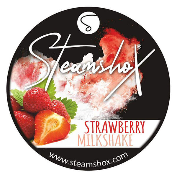 SteamshoX Strawberry Milkshake