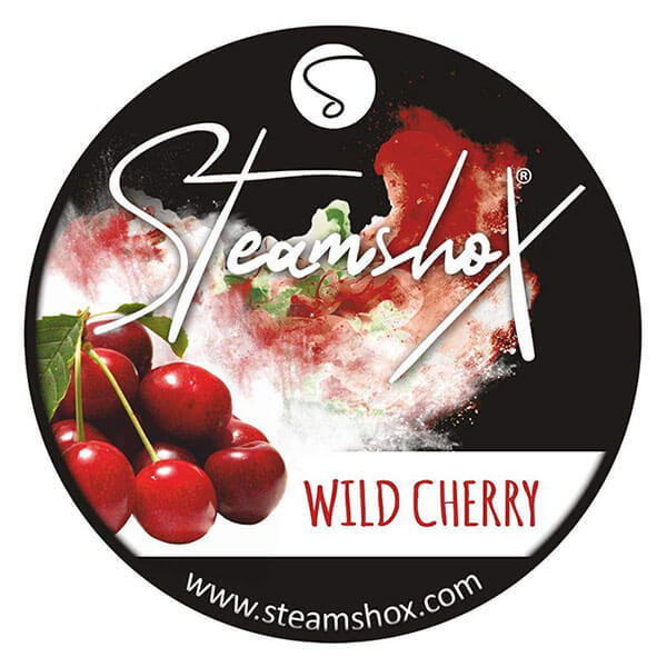 SteamshoX Wild Cherry